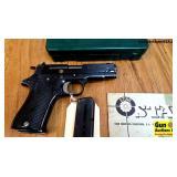 """STAR BM 9MM Semi Pistol. Good Condition. 4"""" Barrel"""