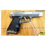 "Ruger P89 9MM Semi Auto Pistol. Very Good. 4.5"" Ba"