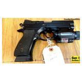 CZ-USA CZ 40 P .40 S&W Semi Auto Pistol. Very Good