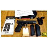 Glock 40 GEN 4 10 MM Semi Auto Pistol. NEW in Box.