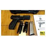 Ruger AMERICAN 08605 9MM Semi Auto Pistol. NEW in
