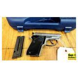 Beretta 21A .22 LR Semi Auto Pistol. Excellent Con