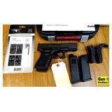 Glock 19 GEN 4 MOS 9MM Semi Auto Pistol. NEW in Bo