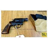 "S&W 36 .38 SPECIAL Revolver. Very Good. 2"" Barrel."