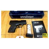 """Beretta NANO 9MM Semi Auto Pistol. NEW in Box. 3"""""""