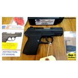 """KEL-TEC PF-9 9MM Semi Auto Pistol. NEW in Box. 3"""""""