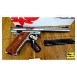 Ruger MARK IV COMPETITION 40112 .22 LR Semi Auto C
