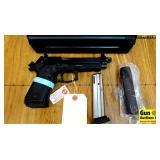 Beretta 92FSR .22 LR Semi Auto Pistol. NEW in Box.