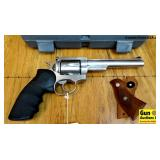 Ruger SECUIRTY SIX .357 MAGNUM Revolver. Very Good