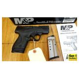 S&W M&P 40 SHIELD PERFORMANCE CENTER PORTED .40 S&