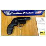 S&W 438 AIRWEIGHT .38 S&W Revolver. NEW in Box. 1.