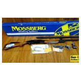 Mossberg 500 CROWN GRADE 12 ga. Pump Action Shotgu