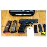 "FNH FNX-40 .40 S&W Semi Auto Pistol. Very Good. 4"""