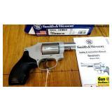 S&W 642-2 AIRWEIGHT .38 S&W Snub Revolver. NEW in