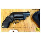 Taurus THE JUDGE .45COLT/.410MAGNUM Revolver. Very