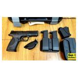 S&W M&P 40 .40 S&W Semi Auto Pistol. NEW in Box. 4