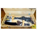 GSG STG44 .22 LR Semi Auto Rifle. NEW in Box. 16.5