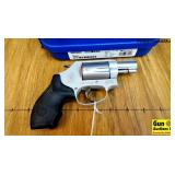 S&W 637-2 AIRWEIGHT .38 S&W Revolver. NEW in Box.