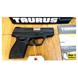 Taurus 709 SLIM 9MM Semi Auto Pistol. NEW in Box.