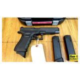 Glock 34 GEN4 9MM Semi Auto Pistol. Like New. 5.25