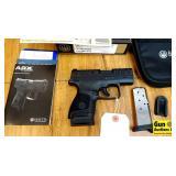"""Beretta APX 9MM Semi Auto Pistol. NEW in Box. 3"""" B"""