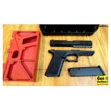 Polymer 80 PF940V2 9 MM Pistol Kit. NEW in Box. Gl