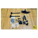 Vltor, NC Star, Bushmaster ARE15 Gun Parts. Very G