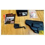 Crimson Trace LL-808-HBT Laser. NEW in Box. Red La