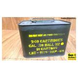Military Surplus .30 Cal. Ammo. 240 Rounds all in