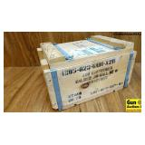 Military Surplus .30 Cal Ammo Crate. Excellent Con