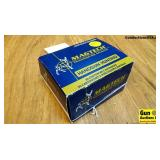 Magtech 500 S&W MAGNUM Ammo. 20 Rounds of 400 Grai