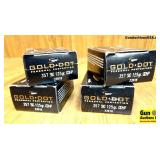 Speer Gold Dot .357 SIG Ammo. 80 Rounds of 125 Gra