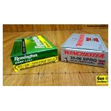 Winchester, Remington 30.06 Ammo. 20 Rounds of 165