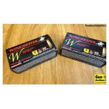 Winchester .38 Special Ammo. 100 Rounds of 130 Gra