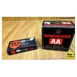 Winchester, Hornady 12 Ga, 223 Remington Ammo. 45