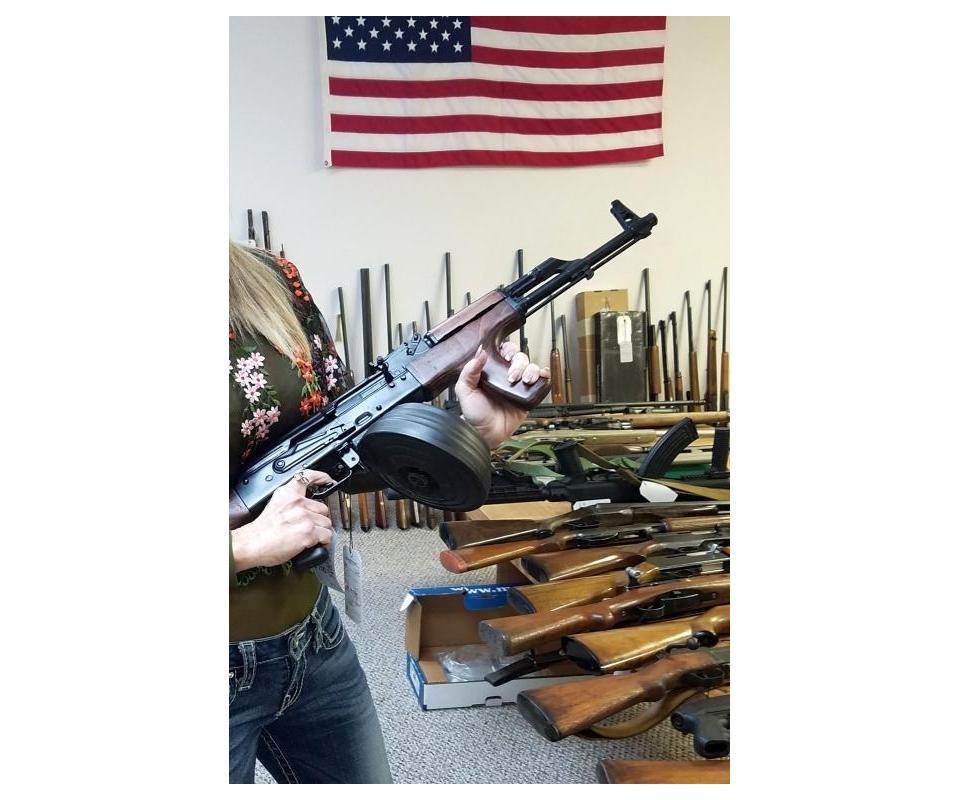 Mauser, Springfield, H&R, Glock, Sig, COLT Gun Auction