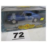 1968 MUSTANG COBRA JET, NEW IN BOX