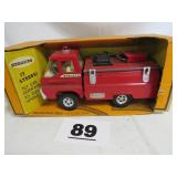 STRUCTO STEER-O-MATIC FIRE RESCUE TRUCK, NIB