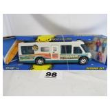 NYLINT TOY OUTBOUNDER CAMPER, NEW IN BOX