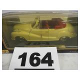 MAISTO BMW 502 DIECAST, NEW IN BOX