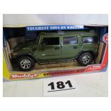 BUDDY L HUMMER, NEW IN BOX