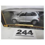 MAISTO CHRYSLER PT CRUISER, NEW IN BOX