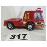 NYLINT ENGINE #1 FIRE TRUCK CAB