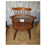 MAPLE WINDSOR STYLE CHAIR