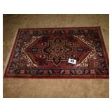 PERSIAN STYLE RUG - MADE IN INDIA 68LX41W