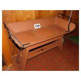 HOME MADE WAGON/BUGGY SEAT