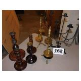 CANDLE STICKS & HOLDERS