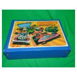 MATCHBOX CASE & CARS