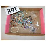 ALL UNRESEARCHED COSTUME JEWELRY