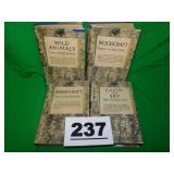 EARNEST THOMPSON SETON HARDBACK BOOKS